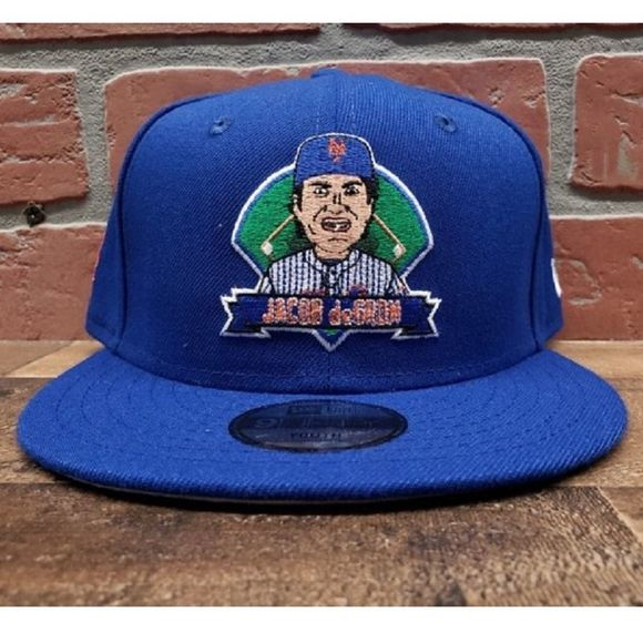 reliable quality classic style pretty cheap New Era Accessories | 9fifty Chicago Cubs Jacob Degrom Cap | Poshmark